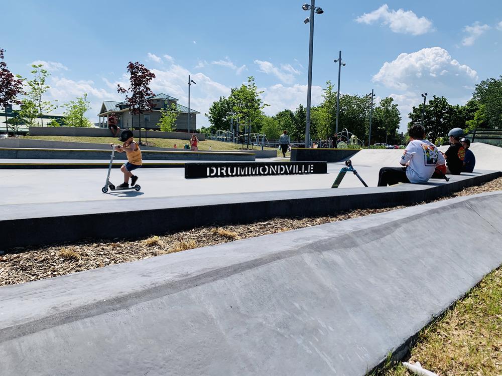 «Skate parc»